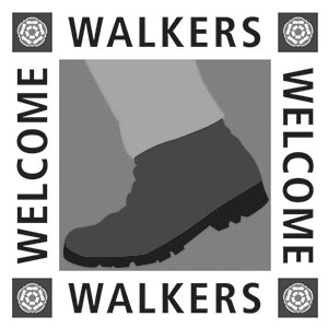 Walkers are welcome at Broccoli Bottom