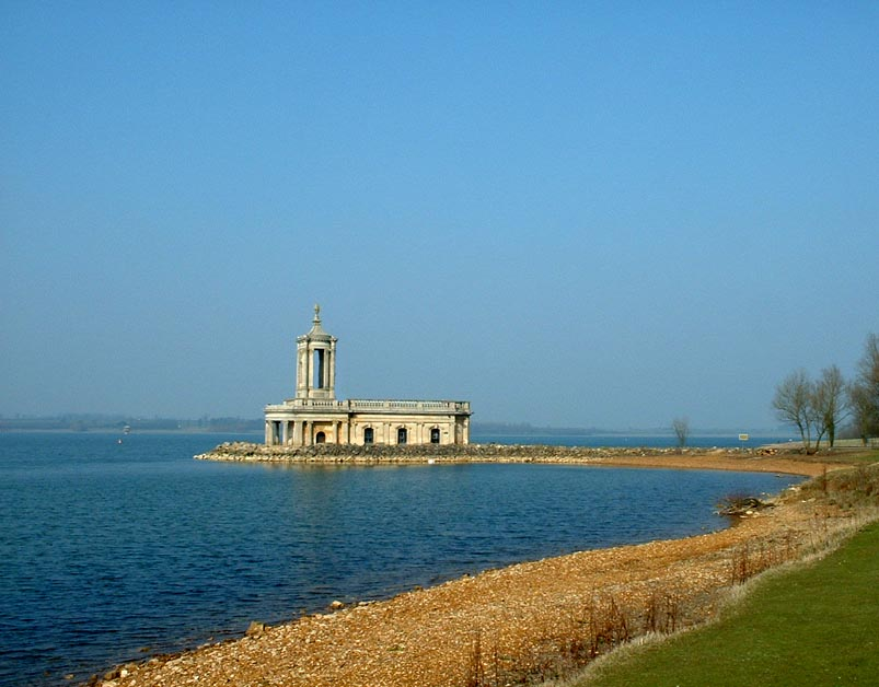 Close to Rutland Water