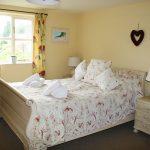 Carrot Cottage Bedroom